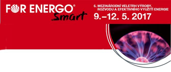 Lístky na veletrh FOR ENERGO Smart