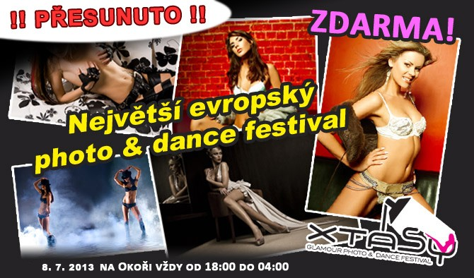 XTASY PHOTO & DANCE FESTIVAL Okoř u Prahy